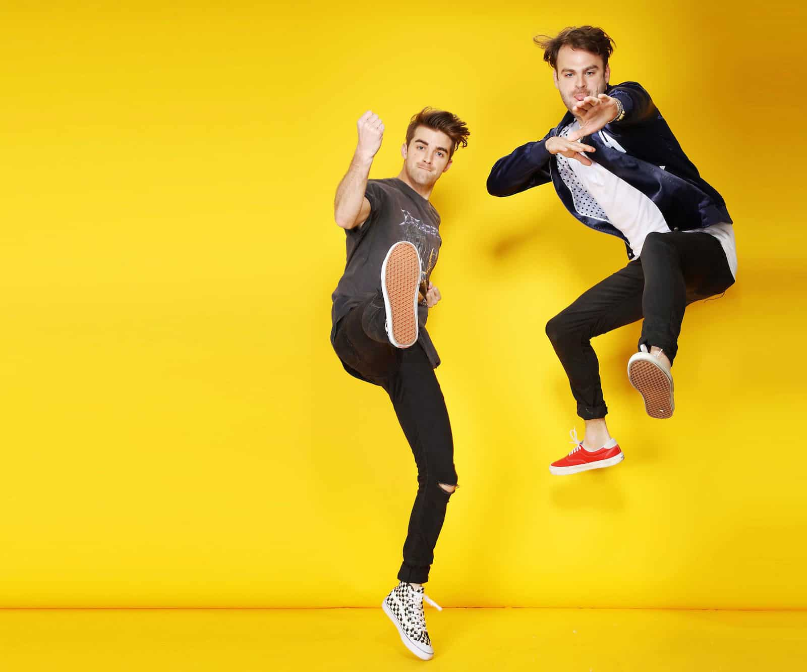 The Chainsmokers Release 'Sick Boy' On Disruptor Records/Columbia Records