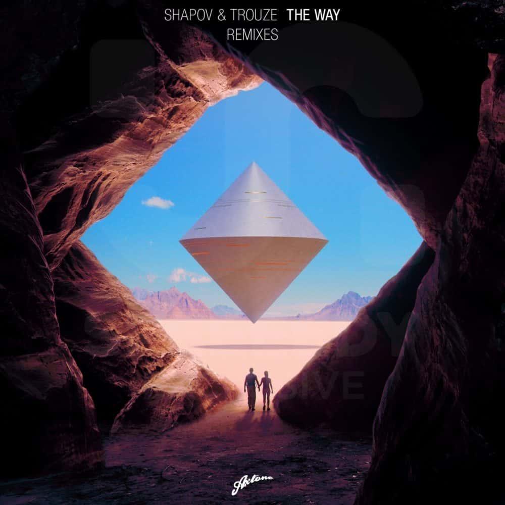 "Axtone's debutants Marcus Santoro, Lucas Silow, Pete K, Tom Tyger, Sini & RMA remix Shapov's ""The Way"""