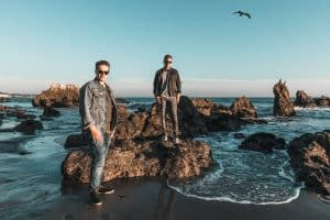 "Tritonal releases ""Out My Mind"" featuring Riley Clemmons on Astralwerks"