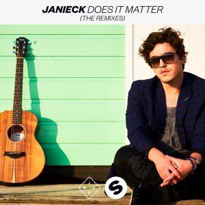 Singer-songwriter Janieck receives remix treatment by Alle Farben and Denis First & Reznikov