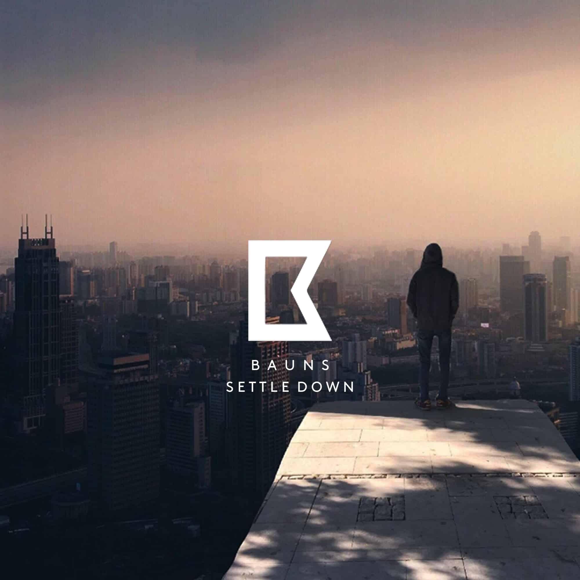 """Scandinavian BAUNS reveals his first track called """"Settle Down"""""""