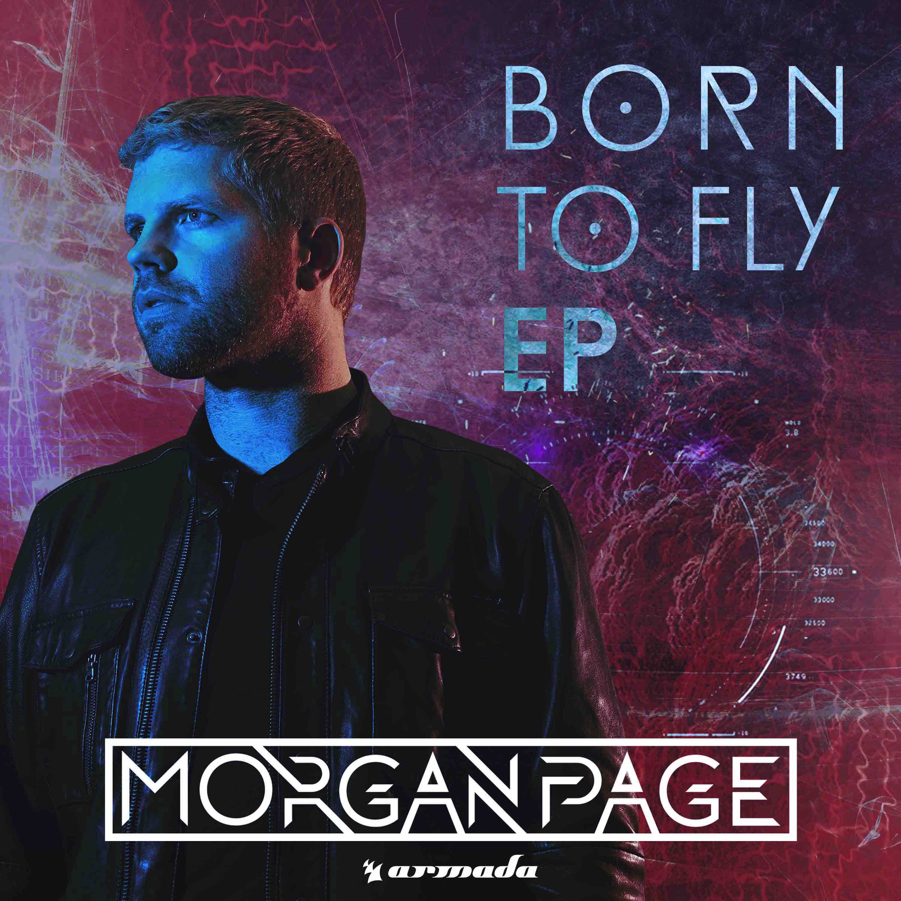 Morgan Page announces the first in a trilogy of EPs 'Born To Fly EP' on Armada