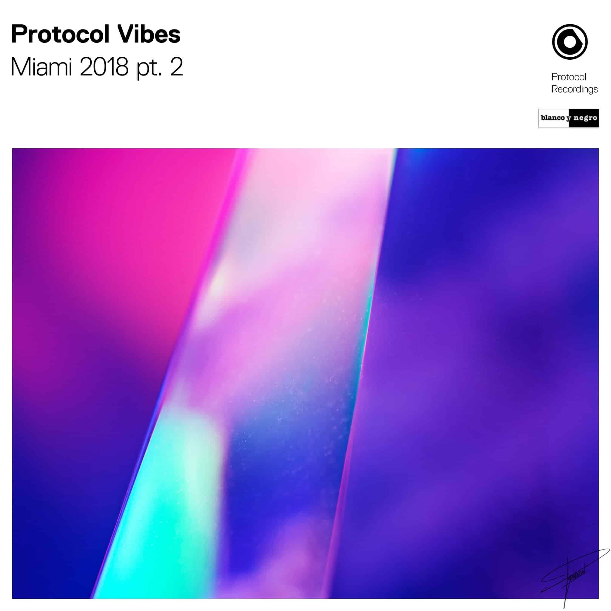 "Nicky Romero's label presents ""Protocol Vibes – Miami 2018 pt.2"""