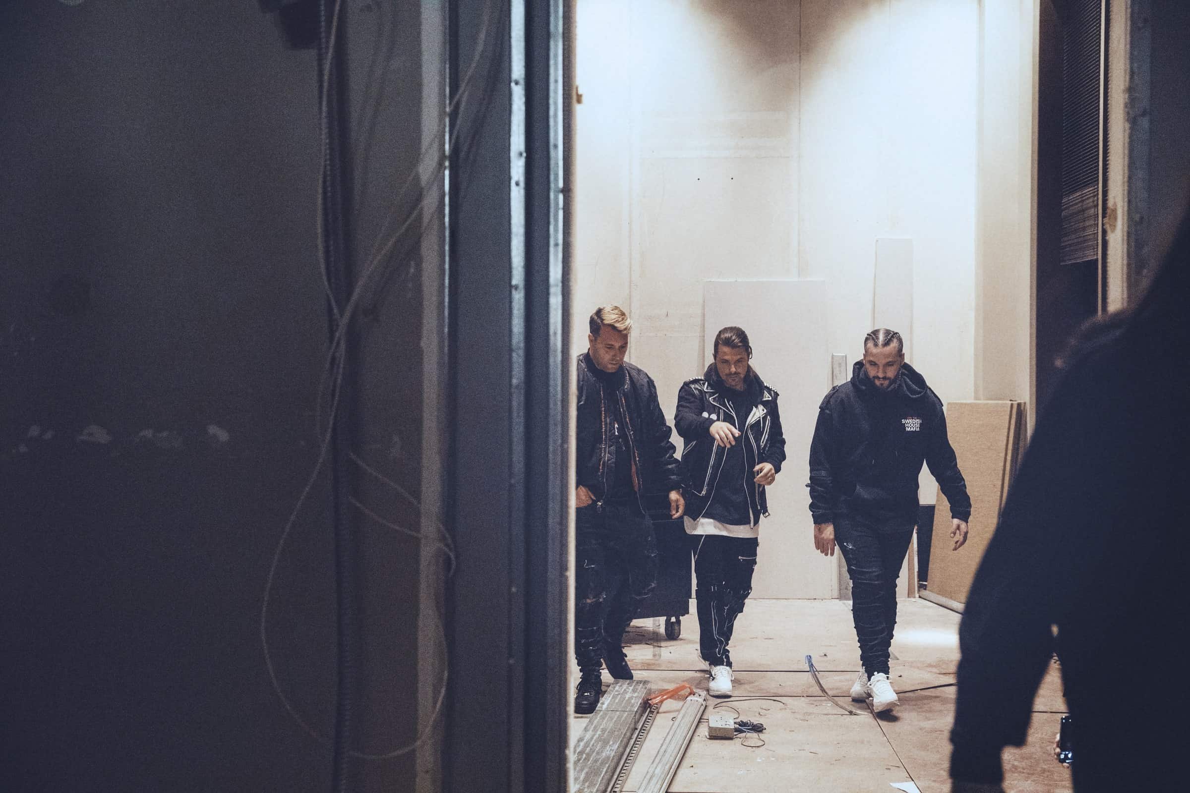 Watch Swedish House Mafia's fabled return to close Ultra 2018