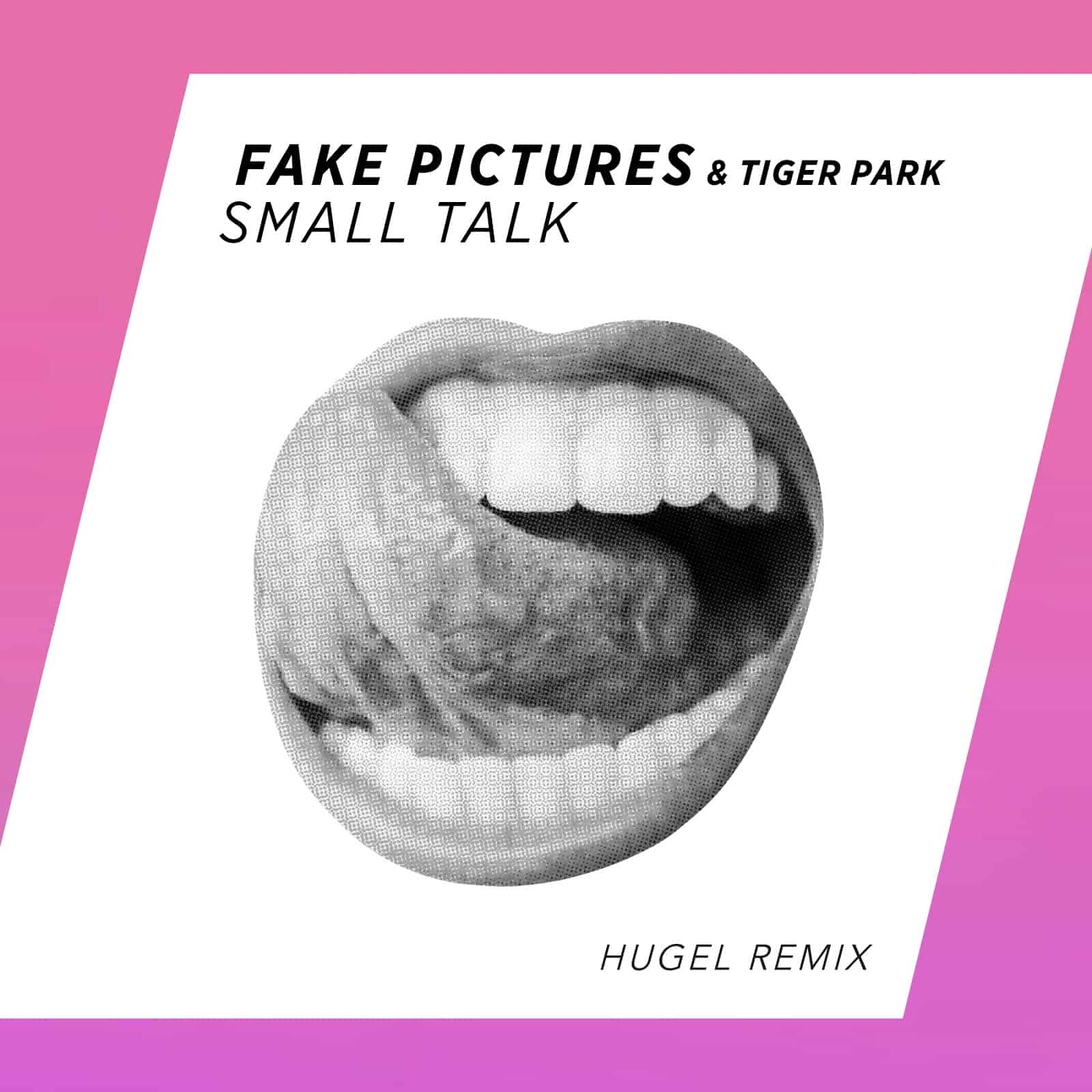 "UGEL and HEY HEY release remixes of  Fake Pictures' hit ""Small Talk"" on Aftercluv"