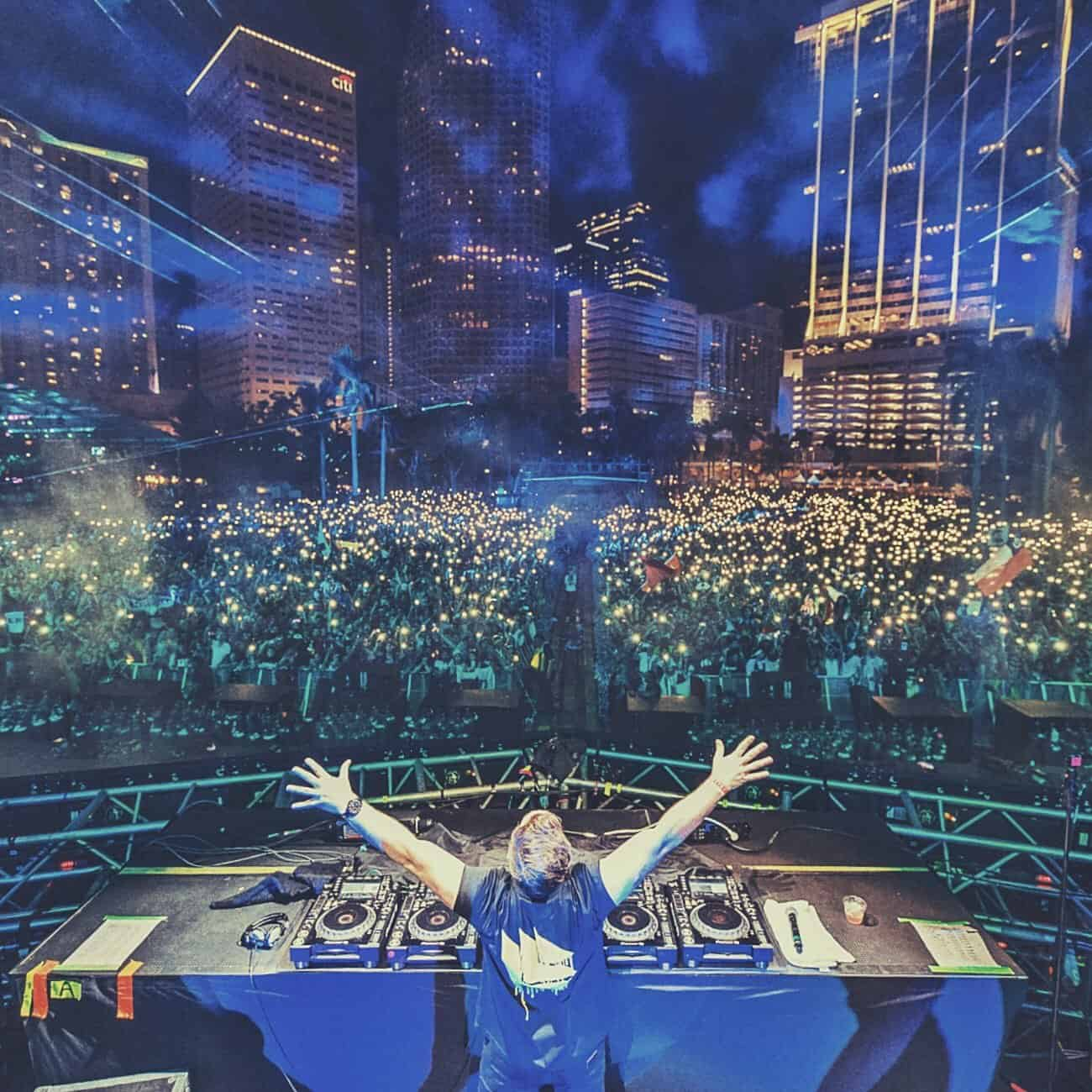 Hardwell headlines ULTRA 2018 in spectacular fashion with exclusives and premieres in abundance
