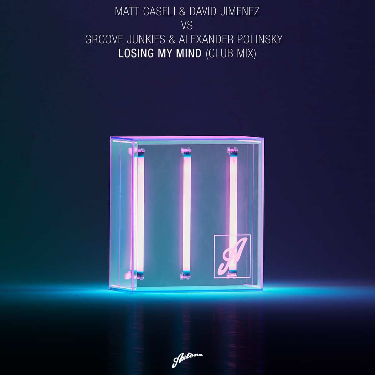 Matt Caseli returns to Axtone with Groove Junkies, David Jimenez and Alexander Polinsky