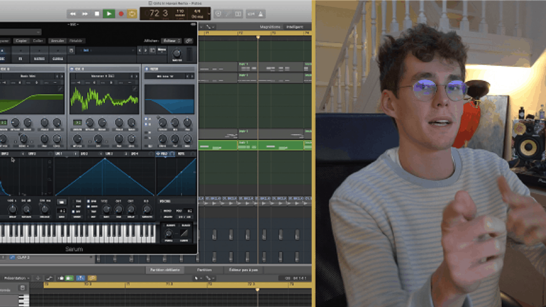 LOST FREQUENCIES UNVEILS FIRST EVER IN THE STUDIO VIDEO, WALKING YOU THROUGH HIS NEW REMIX OF GIRLS IN HAWAII'S 'GUINEA PIG'