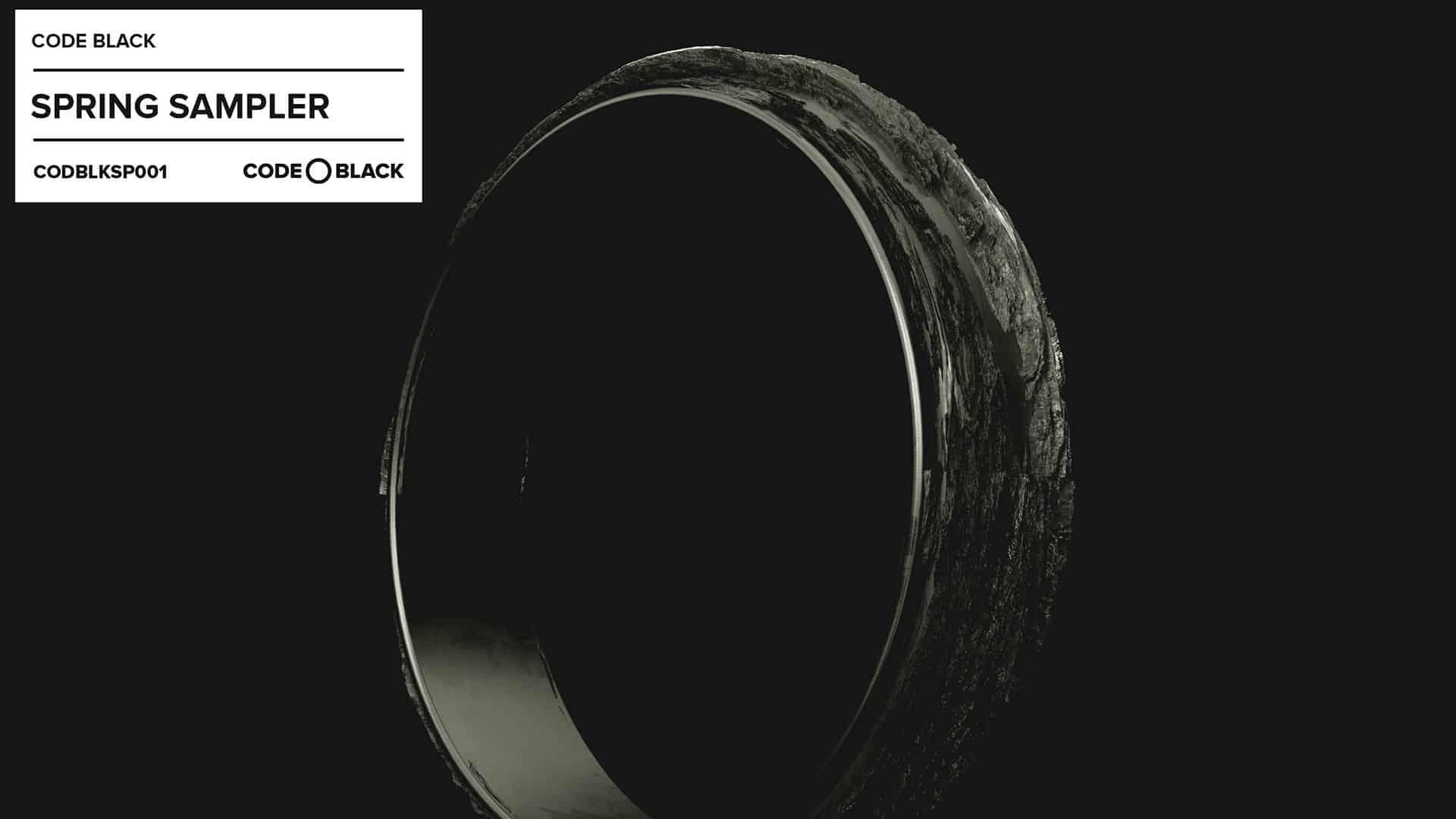 "Code Black release ""Spring Sampler"" with Carter Grey & Falco,Dawiid and Josef K & Brosef"
