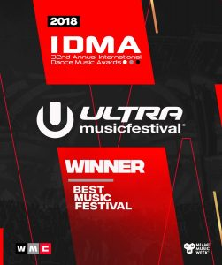 Ultra Music Festival acquires Winter Music Conference and International Dance Music Awards