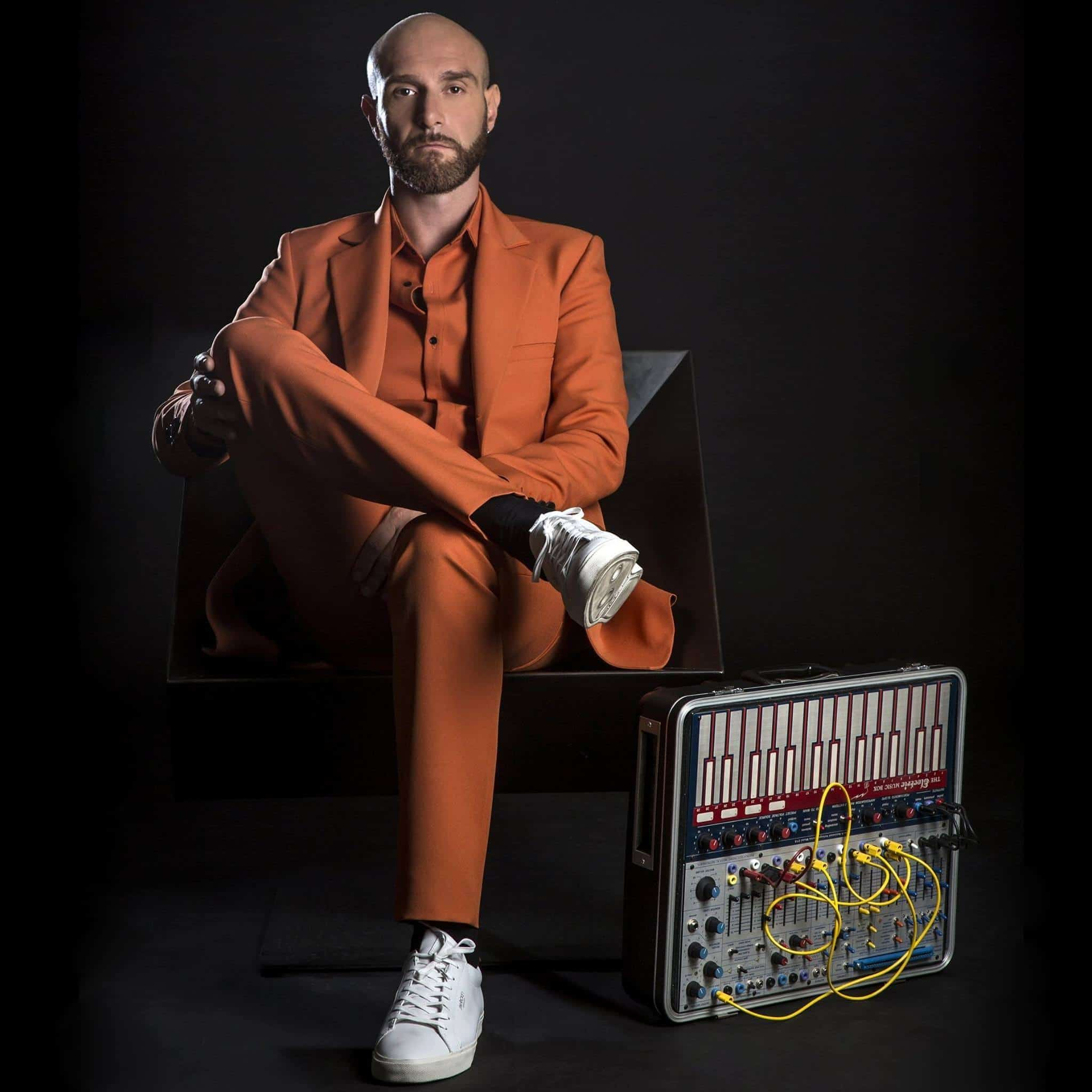 French legend Vitalic is back with release of Voyager Deluxe album & US tour