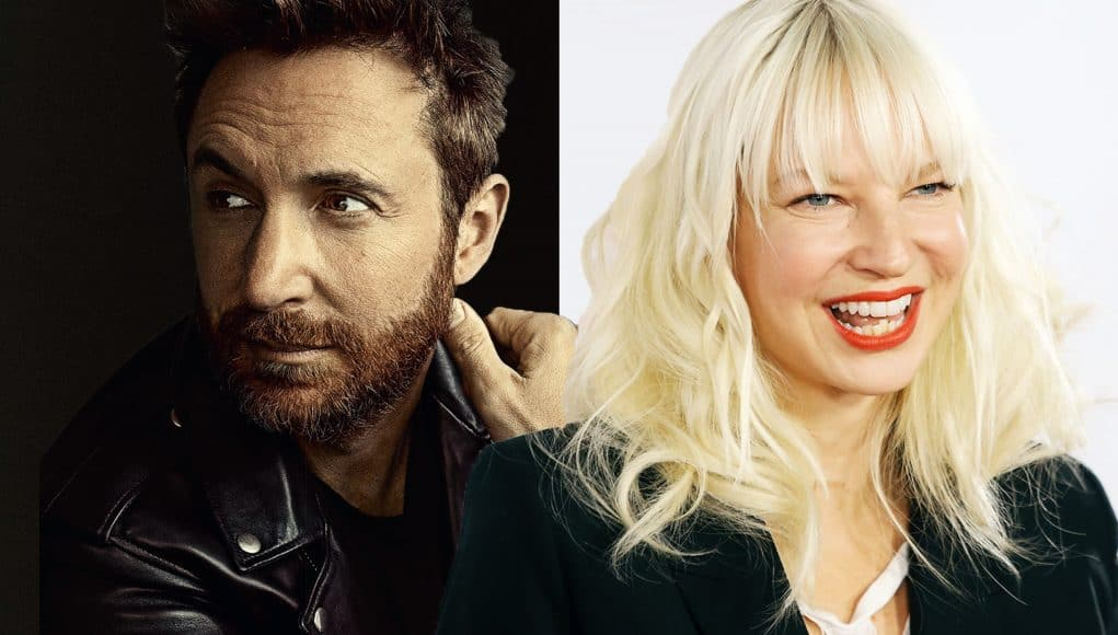 "David Guetta & Sia reveal ""Flames"" (Remixes) & Cinematic Video with Ninjas"
