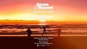 Above & Beyond to perform rare 'yoga set' at 'Anjunabeach' festival