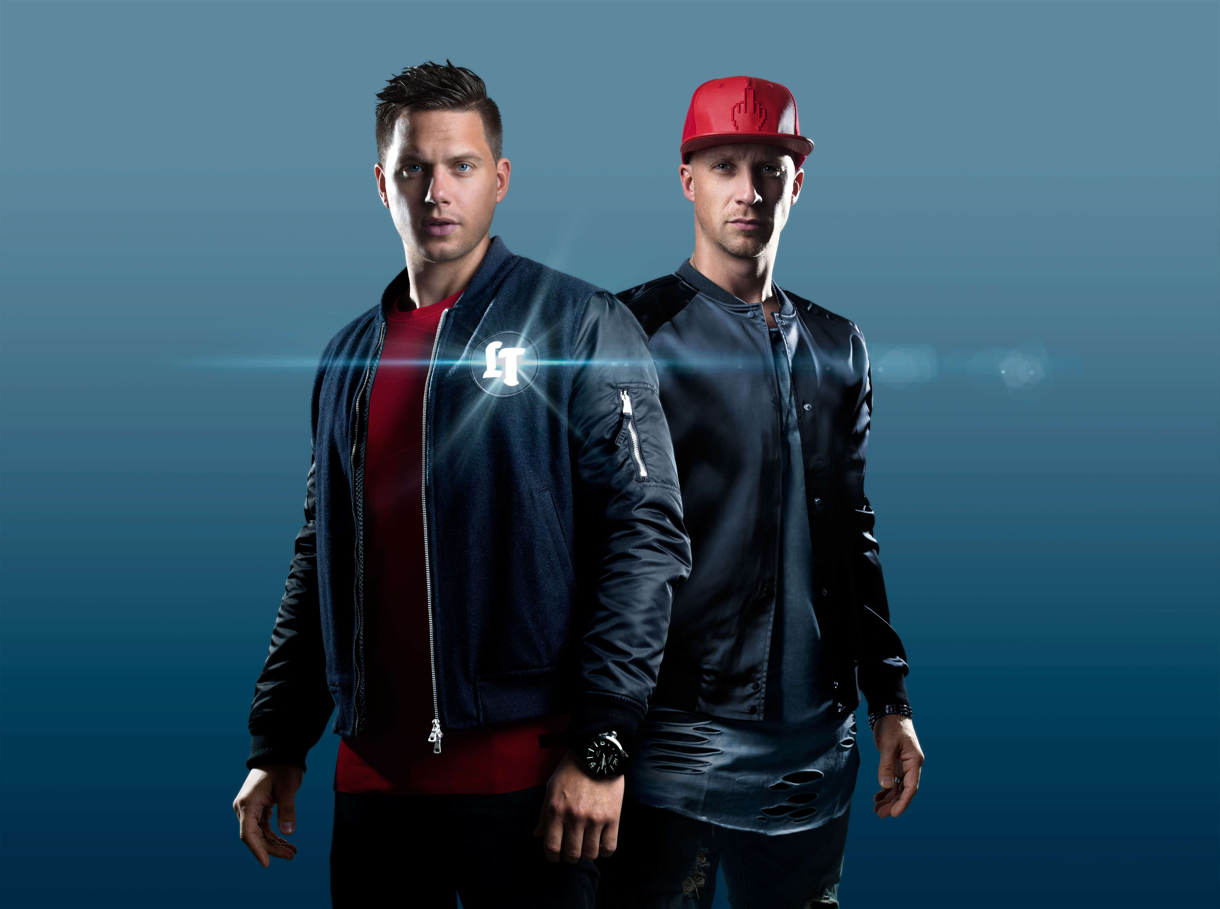 LNY TNZ – Exclusive Interview With The Dutch Electronic Tandem
