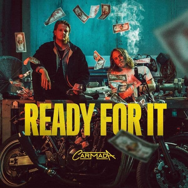 """Super-duo Carmada unveil new single & music video for """"Ready For It"""" on Insomniac Records"""