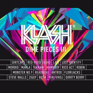 Armada Invites pairs up with KLASH Records to celebrate release of 'KLASH: Dime Pieces III'