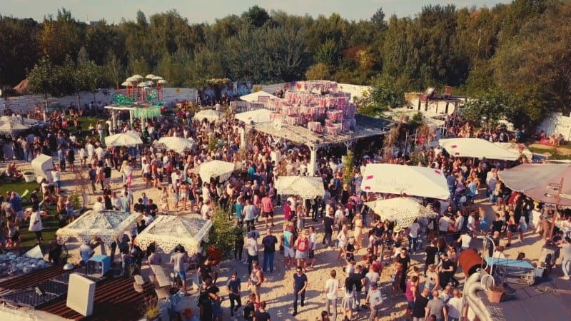 Legendary German open-air-club The Kiesgrube announces Summer series with Loco Dice, Marco Carola, Richie Hawtin and more