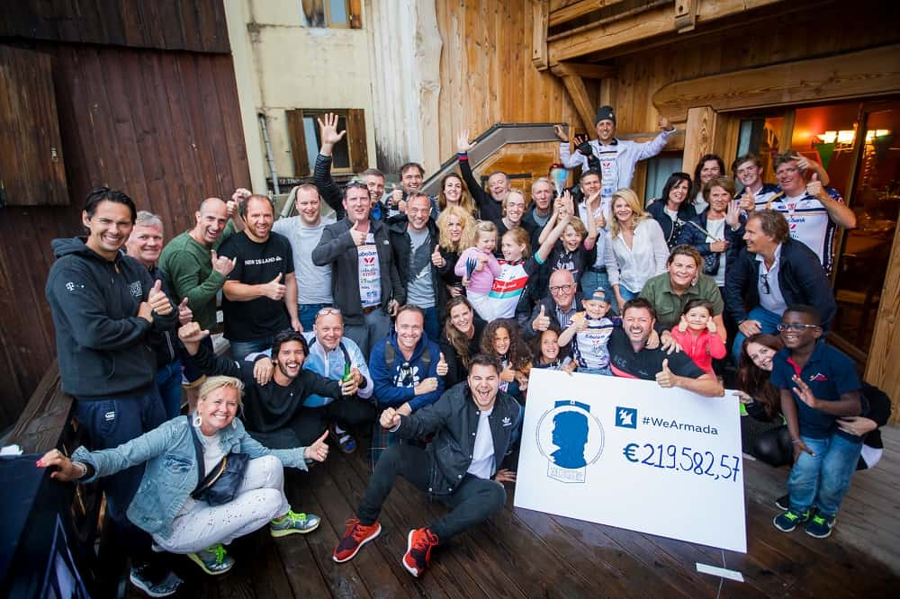 Armada Music redeploys #wearmada team to join Alpe D'HuZes in the battle against cancer