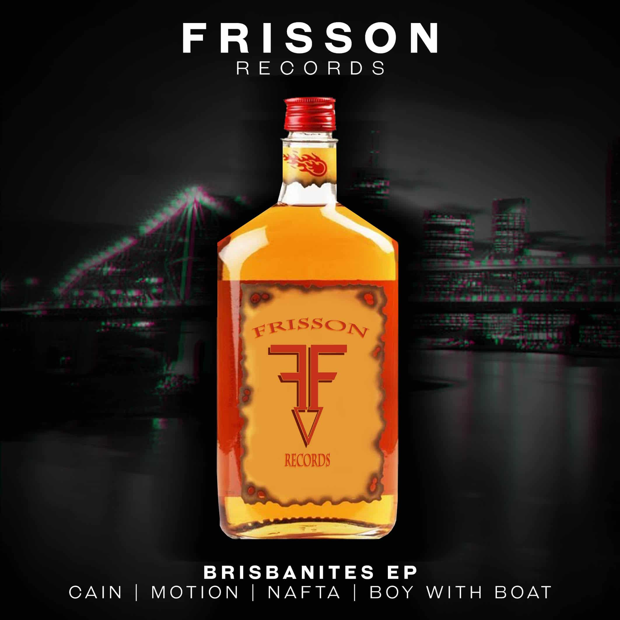 EXCLUSIVE PREMIERE: FRISSON RECORDS PRESENT 'BRISBANITES' EP