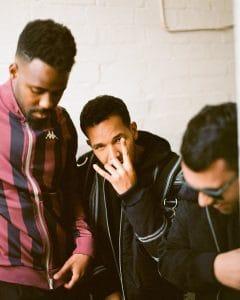 Platinum-selling London trio Disciples reveal latest track 'Atheist'