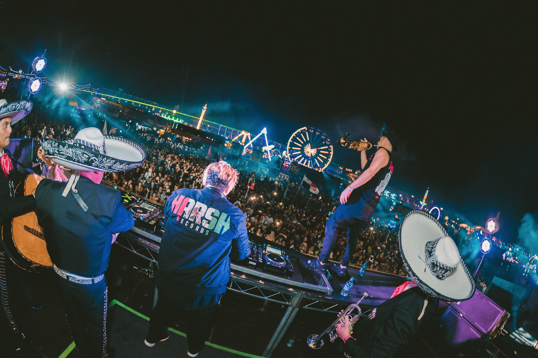 Timmy Trumpet and Junkie Kid Release 'Toro' after EDC Premiere