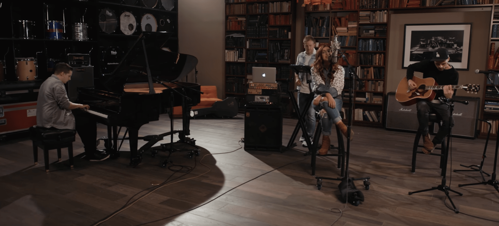 "Tritonal unveil a live video for the acoustic session of ""Out My Mind"""