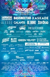 5th anniversary of Imagine Music Festival