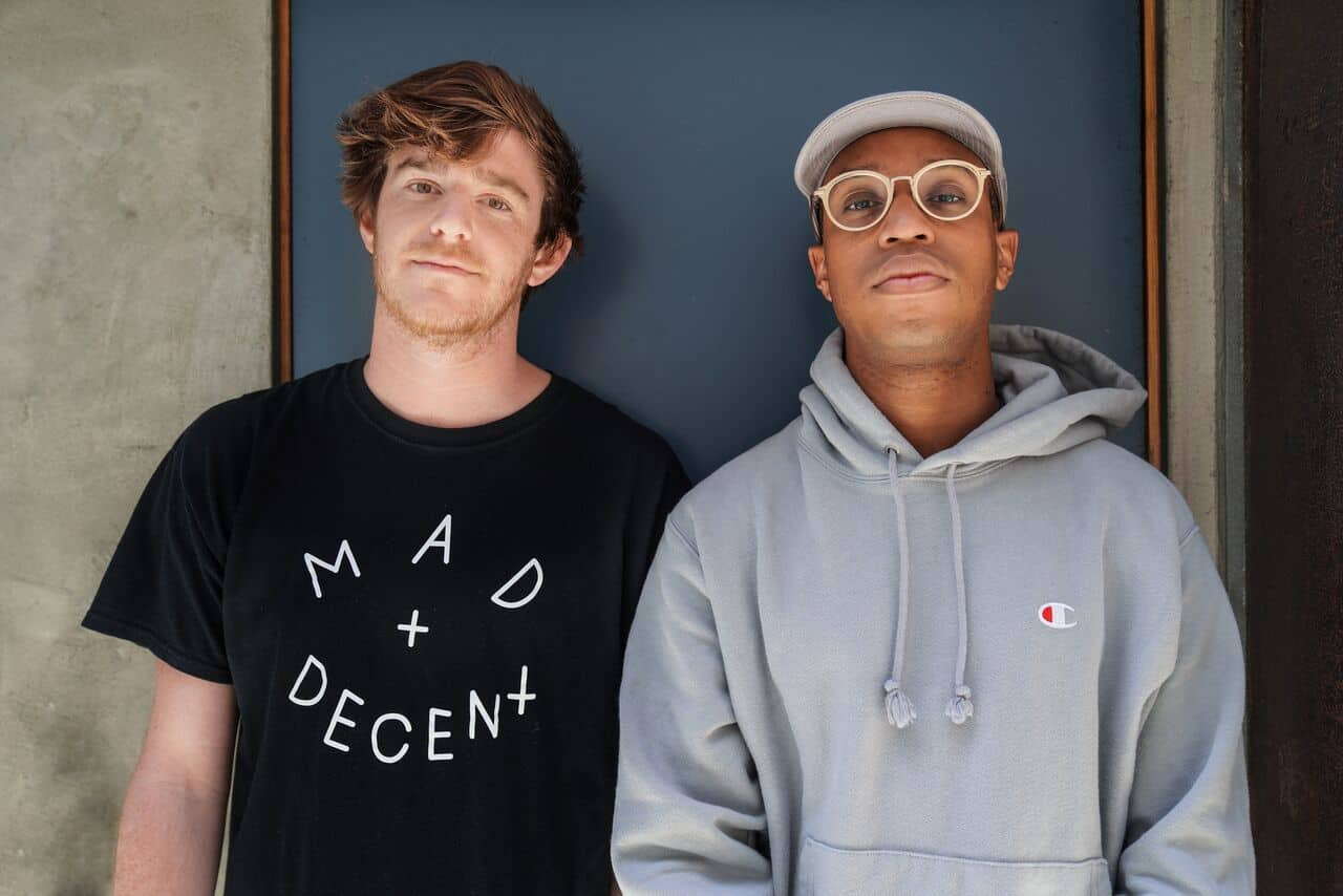 "NGHTMRE and Pell Join Forces for Bass & Hip-Hop Fusion EP ""Magic Hour"" on Mad Decent"