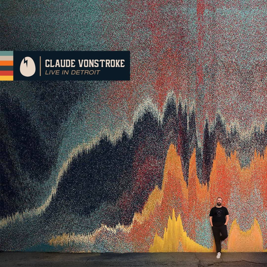 Claude VonStroke to release 'Live in Detroit' album and announces EU Summer live dates