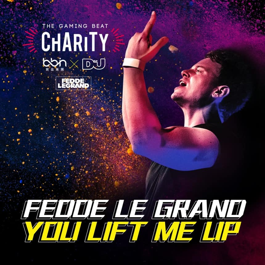 Fedde Le Grand Releases Second Free Track In Aid Of BBIN & DJ Mag's 'The Gaming Beat' Charity Campaign