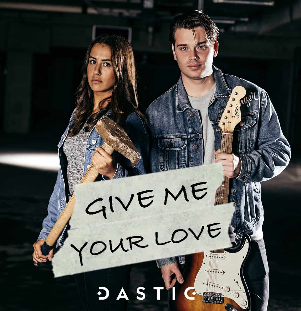 Dastic presents new single 'Give Me Your Love' out now on Spinnin' Records