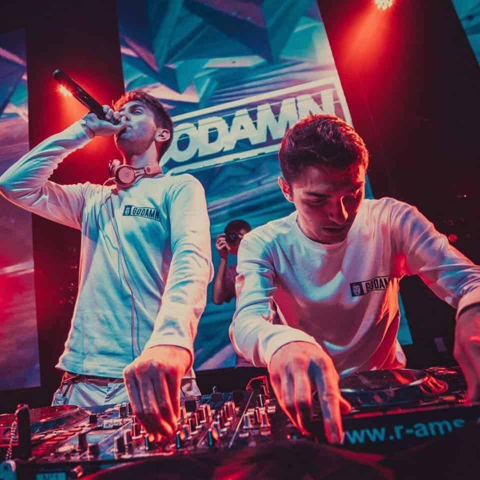 """Godamn make a bouncy New Noise debut with """"All Good"""" on Dim Mak"""
