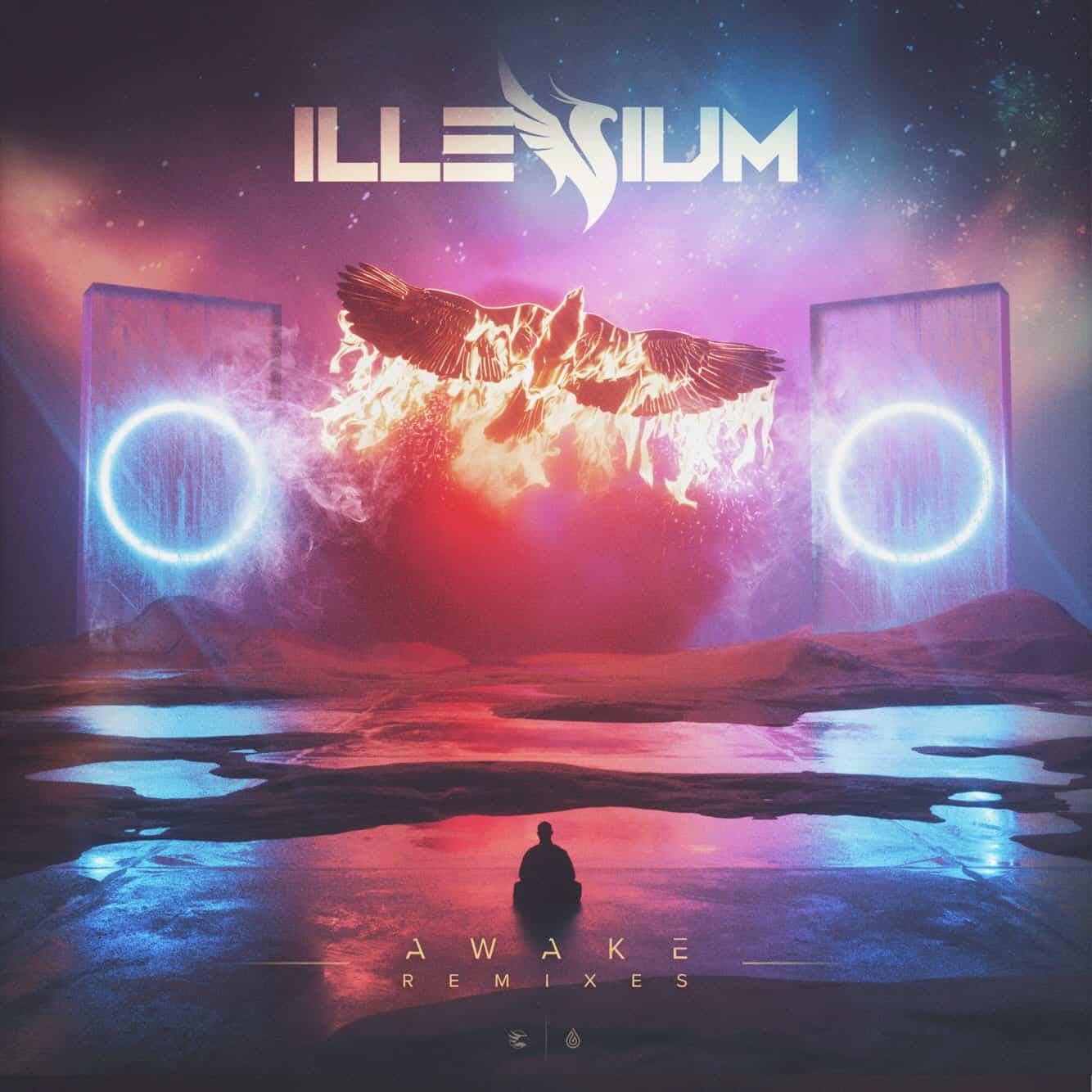 ILLENIUM Delivers Massive 15-Track Remix Package For His Sophomore Album 'Awake'