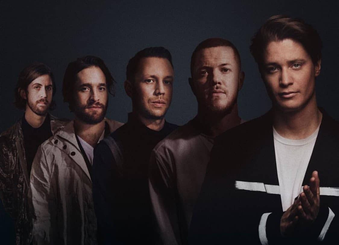 """Kygo and Imagine Dragons unite for """"Born To Be Yours"""""""