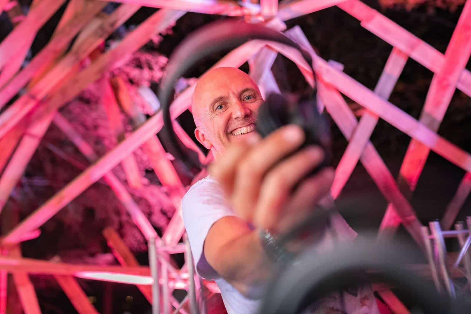 Lee Burridge & Lost Desert Return For Another Dreamy EP Featuring Junior