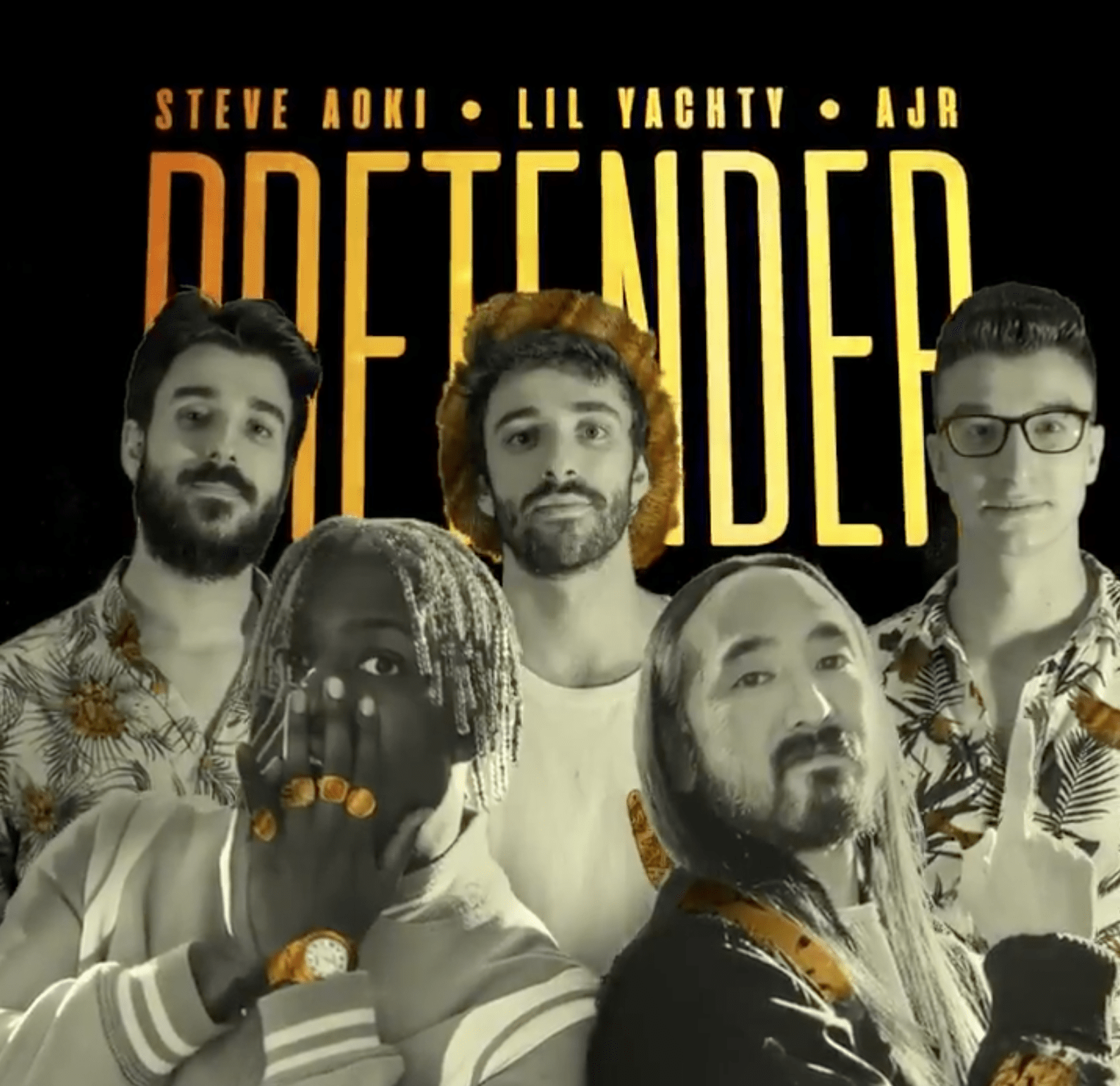 "Steve Aoki Releases Priceless and Blatantly Truthful Music Video for ""Pretender"""