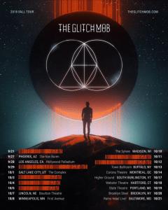 The Glitch Mob Announce 2018 North American Fall Tour