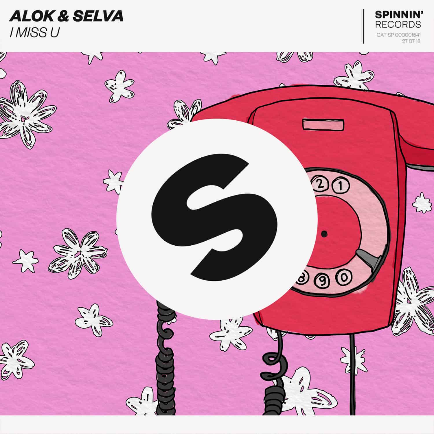'I Miss U' by Alok & Selva Is Out Via Spinnin' Records