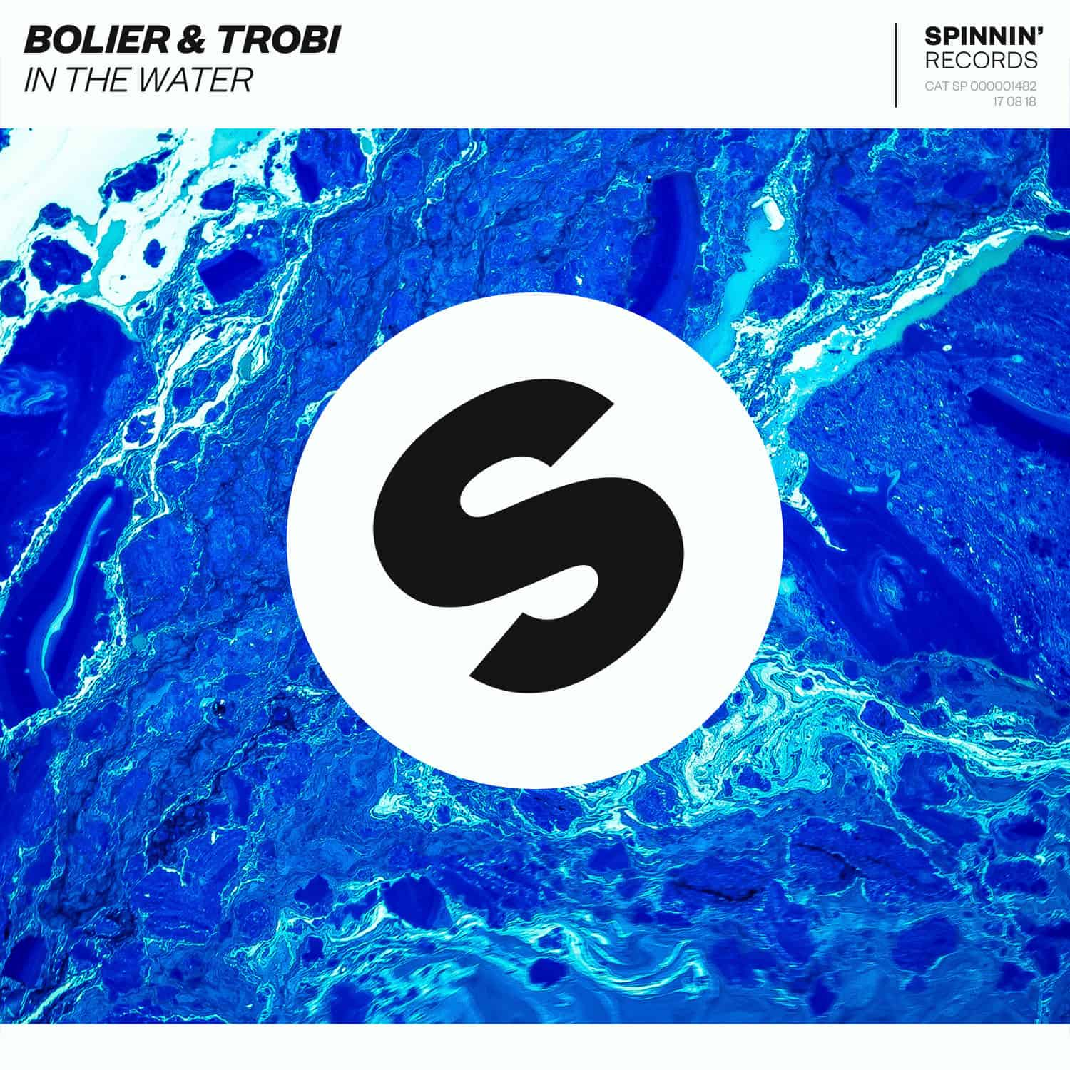 Bolier & Trobi take a dive 'In The Water'