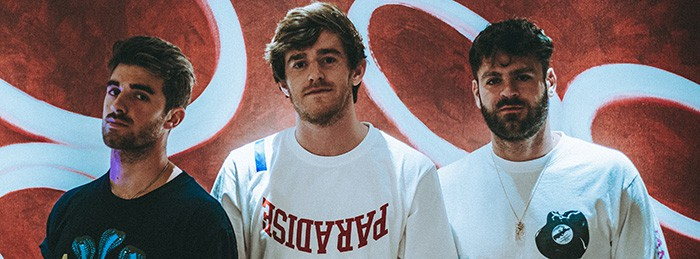 """The Chainsmokers and NGHTMRE Join Forces for """"Save Yourself"""""""