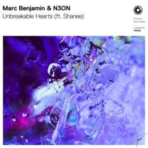Marc Benjamin - Unbreakable Hearts