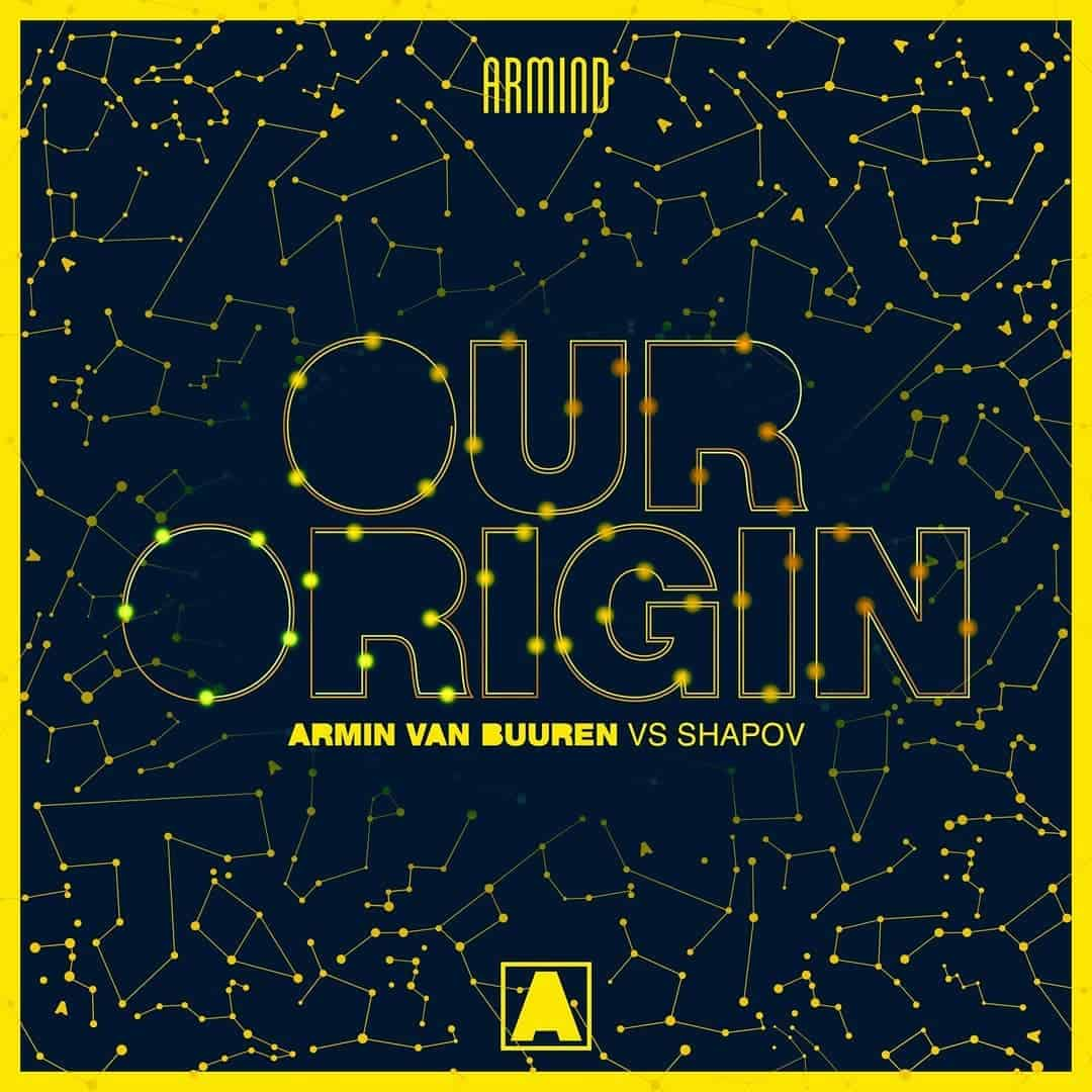 Armin van Buuren vs Shapov – Our Origin via Armind Recordings