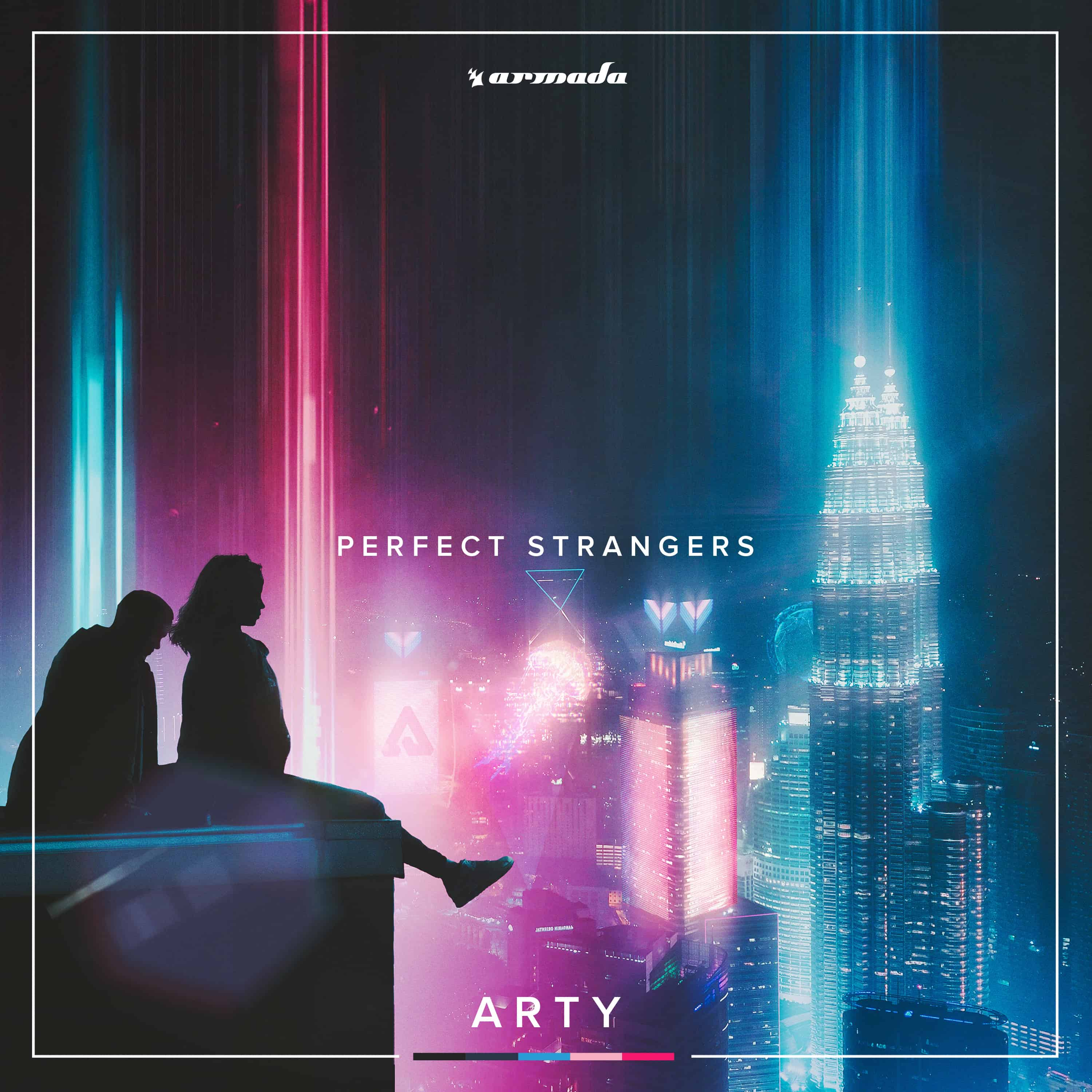 ARTY continues onslaught of amazing singles with Perfect Strangers