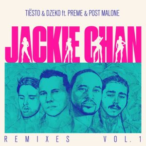 Jackie Chan The Remixes Vol 1