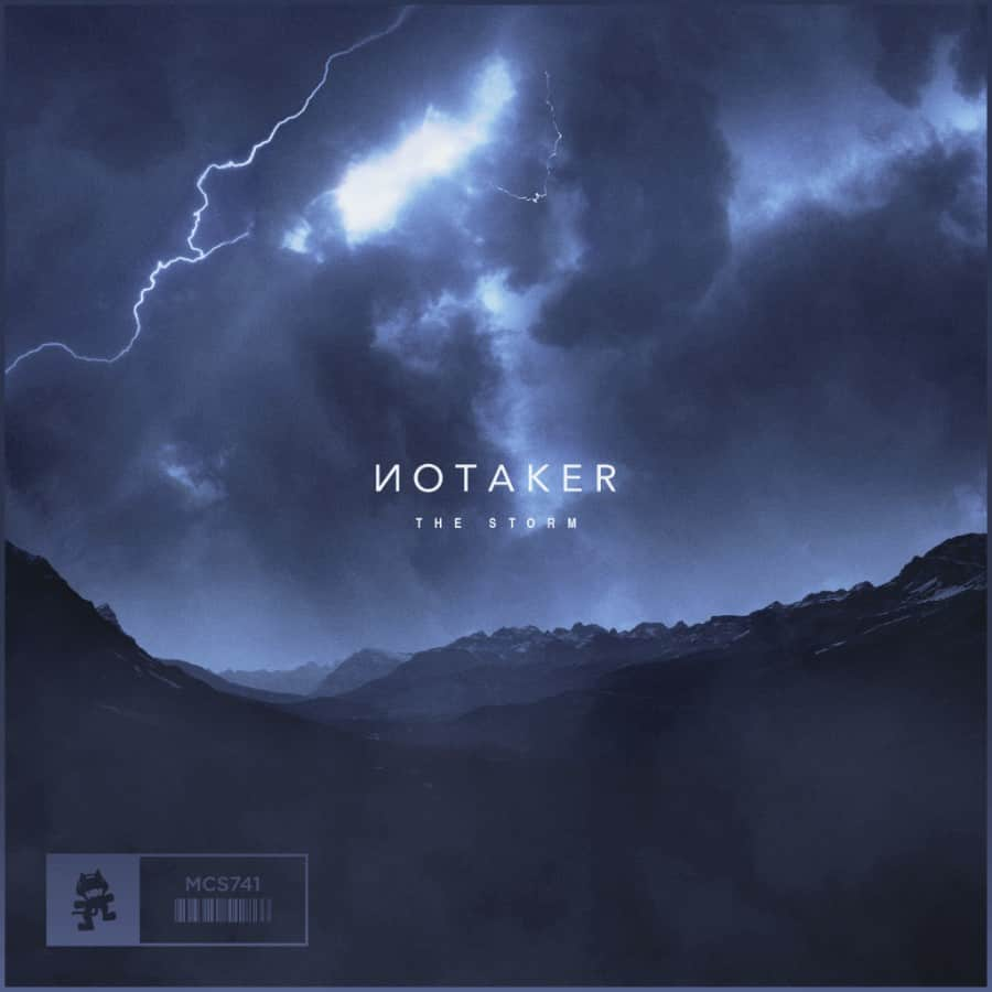 Notaker – The Storm is Monstercat's electrifying sew single