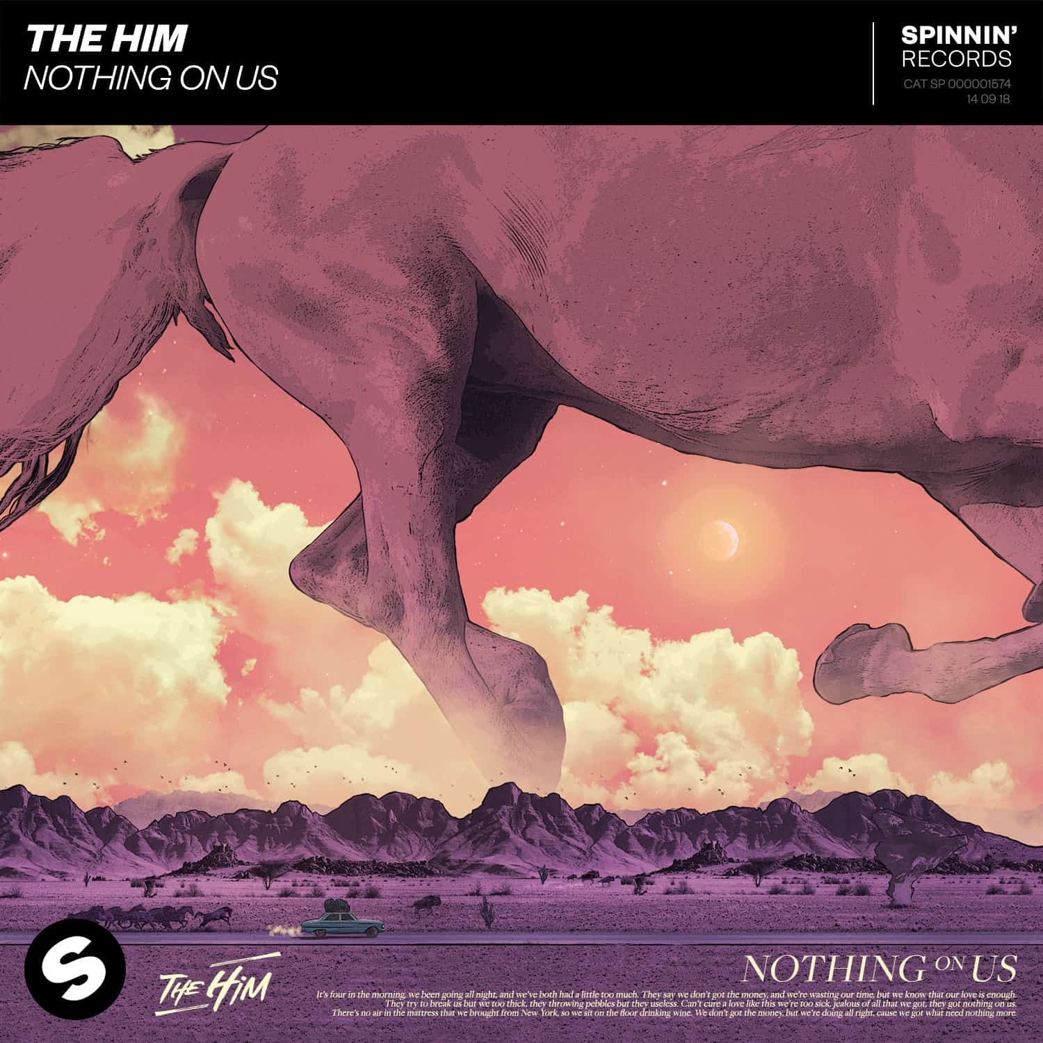 The Him presents heartfelt 'Nothing On Us'