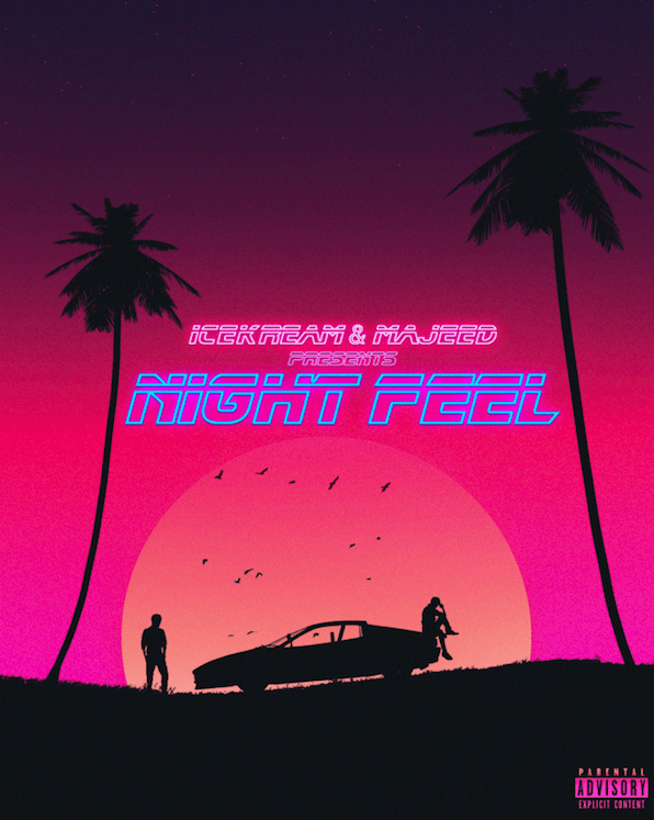 icekream - Night Feel EP
