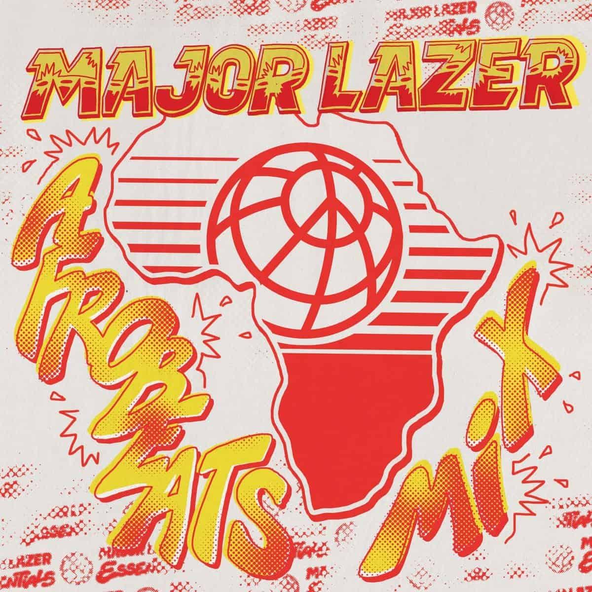 Major Lazer - Afrobeats Mix