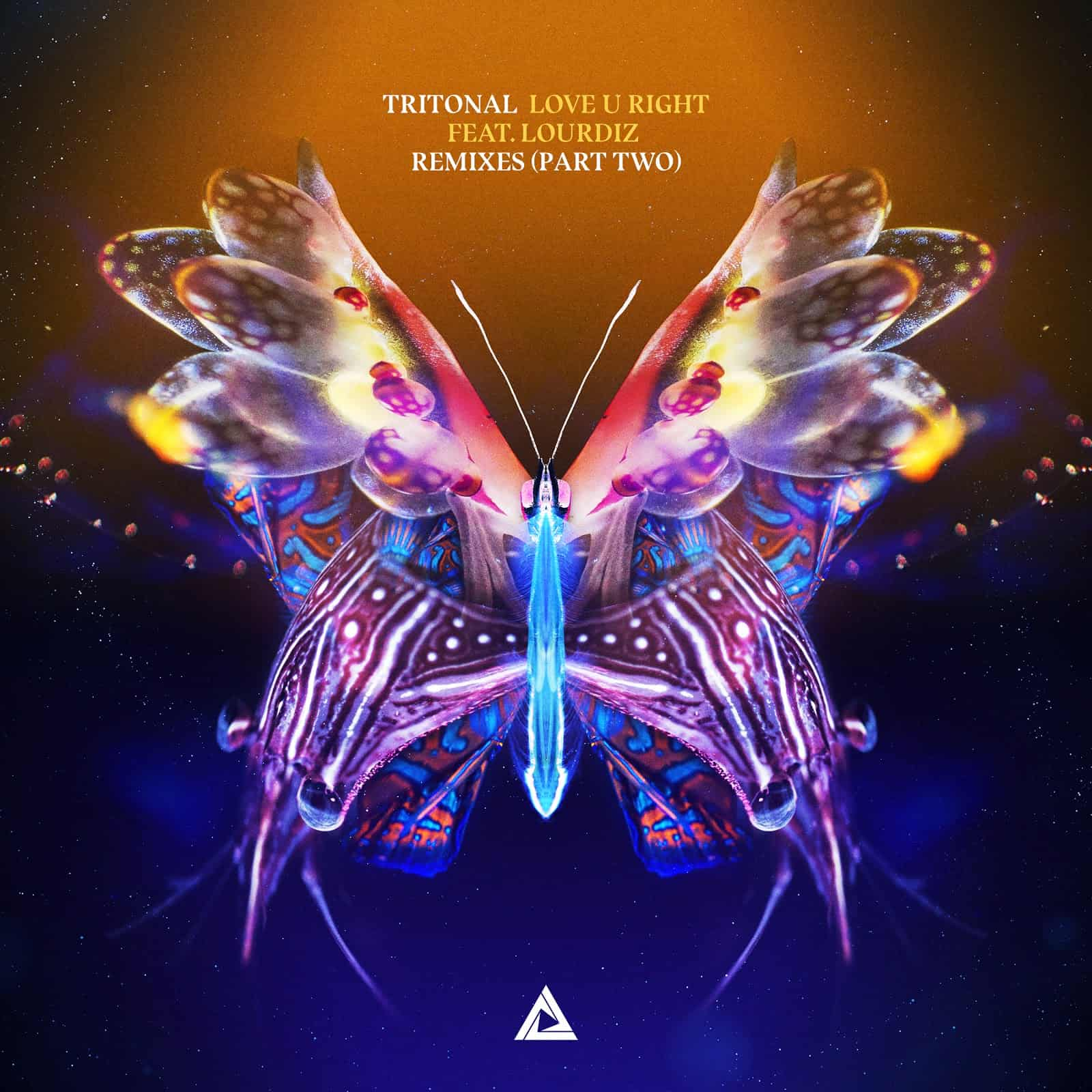 """Tritonal releases """"Love U Right (Remixes Part 2)"""" package"""
