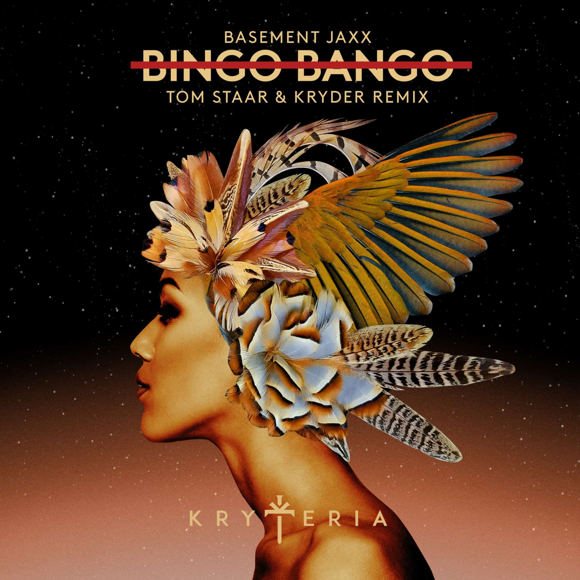 Kryteria drops Basement Jaxx – Bingo Bango (Kryder & Tom Staar remix)